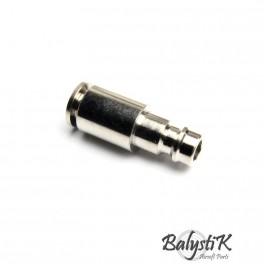 Coupleur male haut débit avec entrée Macroflex 6mm